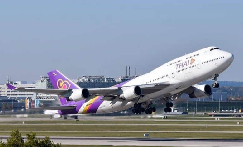 Ballots from NZ arrived on Saturday, but officials only picked them up on morning of election: THAI chief. Thai Airways International (THAI) president