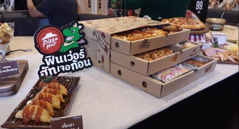 Bar B Q Plaza partners with Pizza Hut on marketing campaign