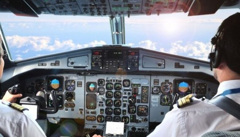 Captain assaults Steward for not bringing him food on the flight. This incident involves an angry captain and a steward working on a flight from
