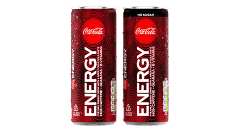 Coca-Cola Is Launching Its Own Energy Drink Next Month