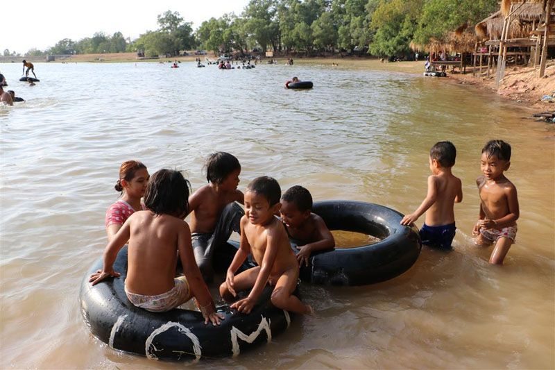 More Thai kids can swim, but 'too many' still drowning