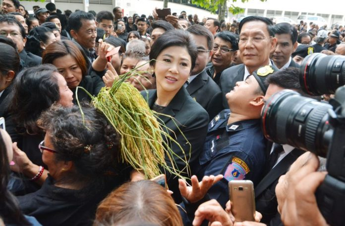 NOT JUST 'PRETTY FACES' – THAI WOMEN ON BARRIERS TO SUCCESS IN POLITICS
