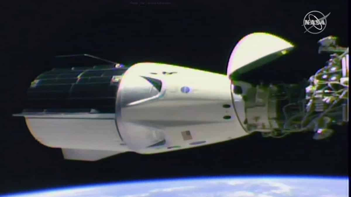 SpaceX Demo-1 mission