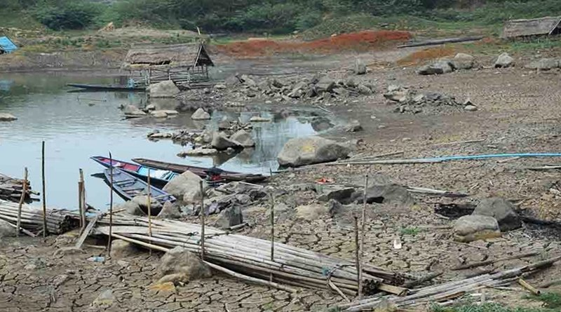 Thai tourist city hit by drought. The northern Thai tourist city of Loei is facing the most severe drought in 52 years and this has adversely