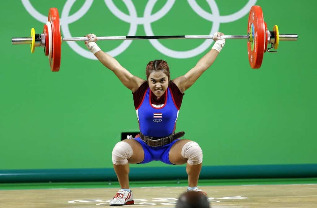 Thailand pulls out of 2020 Olympic weightlifting over doping