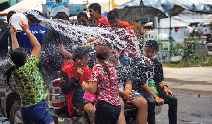 Top 6 spots to enjoy Songkran in Thailand