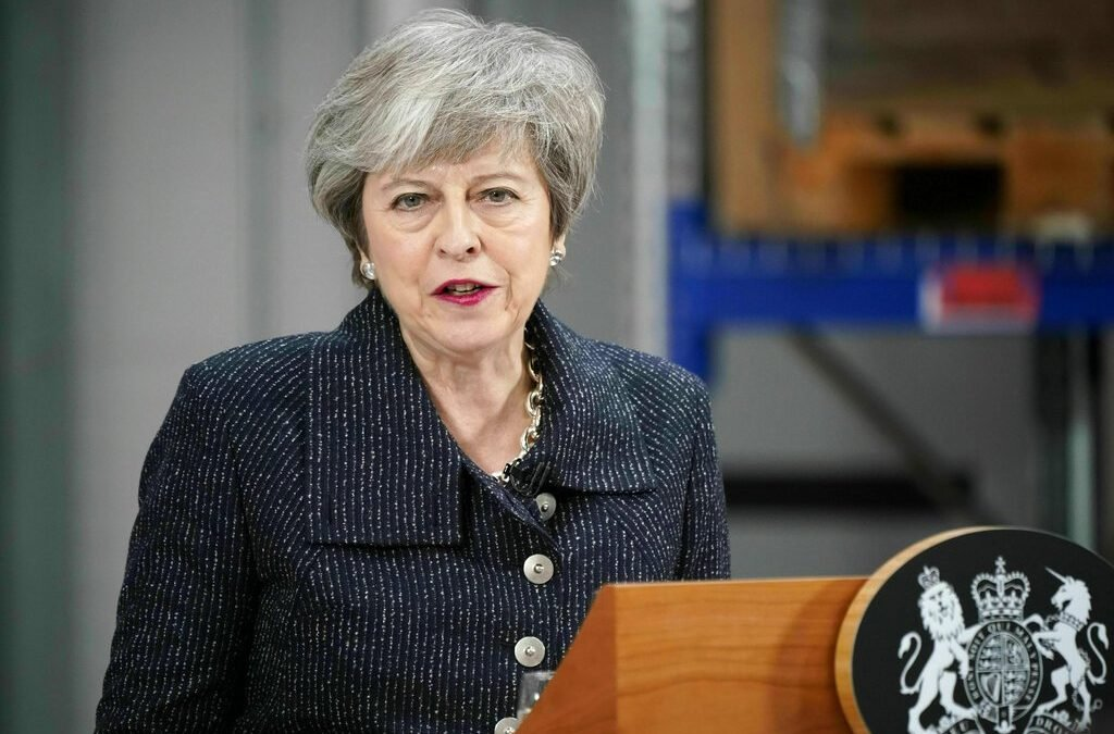 UK leader warns Brexit may never happen unless deal approved
