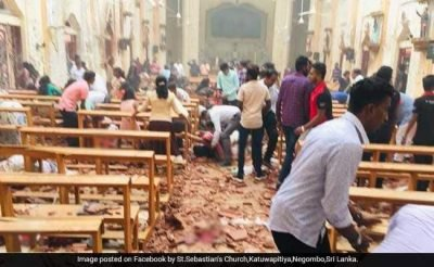 Update : 137 dead as blasts hit Sri Lanka churches, hotels At least 137 people were killed in Sri Lanka on Sunday, police sources told AFP, when a string