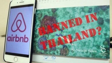AirBnB short rentals are ILLEGAL in Thailand. In Hua Hin a court has decided that people who have been renting out their rooms via AirBnB on a daily and