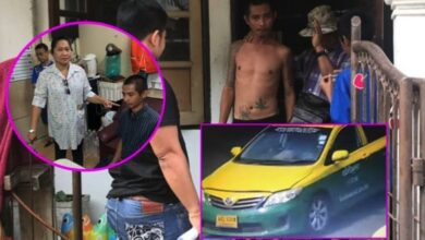Bangkok taxi driver robs female passenger at knife-point. Police in Bangkok have arrested a 36 year old taxi driver who threatened a female passenger with.