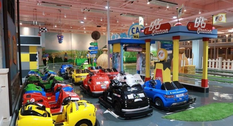 Bangkok's largest indoor playground opens in Megabangna HBL Group, a leader in building indoor playgrounds in Asia, will soon open the Bt350-million