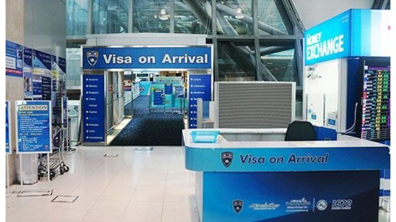 Cabinet to waive visa on arrival fee until October. Thailand's Cabinet on Wednesday approved the extension of the waiver of the fee for visa on arrival for