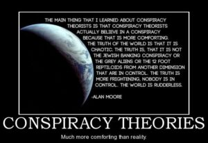 When things just don't add up!…Conspiracy Theories? Why Creationists Are More Likely to Buy into Conspiracy Theories. When something occurs that's hard to