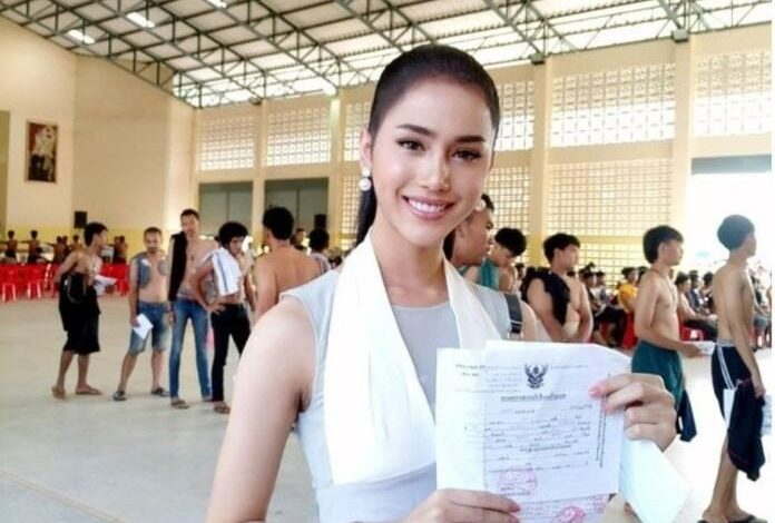 Fake ladyboys cannot dodge the draft, say military. The army has procedures that carefully screen young men during the conscription process and those who