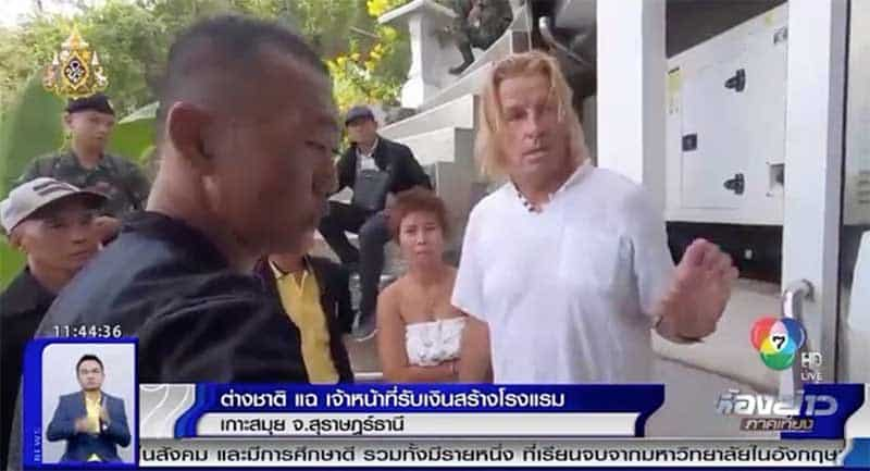 German investor says he's been CONNED on Koh Samui
