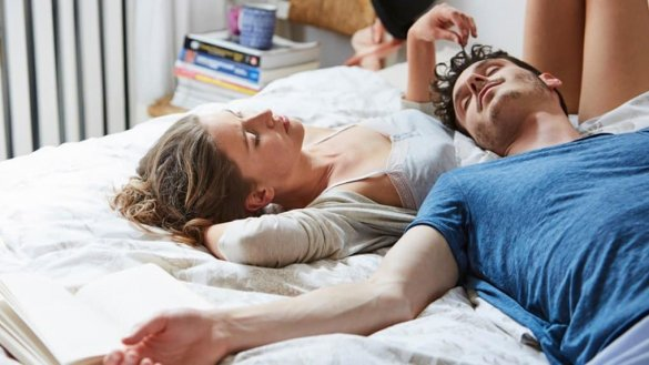 Heard Of A 'Sleep Orgasm'? Having an orgasm while you are in a deep sleep? This phenomenon exists and it is even quite frequent.