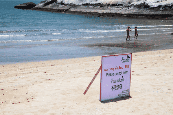 Hua Hin beach vendors warned – STOP FLEECINGTOURISTS. Hua Hin's beach vendors have been told to stop fleecing tourists, allow people to sit down for a