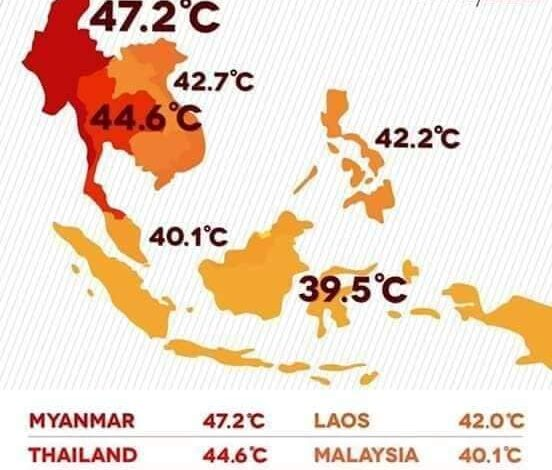 It's a Scorcher With summer temperatures predicted to hit the mid-40s, the Energy Department predicts a surge in power consumption and is expected