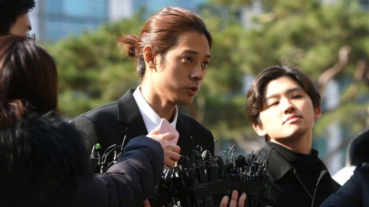 Latest : Jung Joon-young indicted on spycam charge