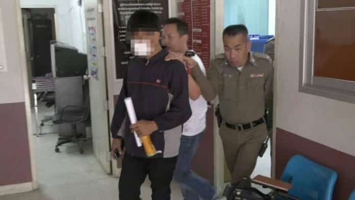 Man arrested for raping 13-year-old girl in Lamphun A man has been arrested for raping a 13-year-old girl in Lamphun over Songkran