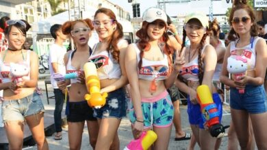 More JAIL THREATS from the Thais, this time Songkran behavior Thai police have issued more jail threats to people in Thailand and warned everybody
