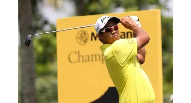 Sad day as national golfer Arie, 28, passes away in China Read