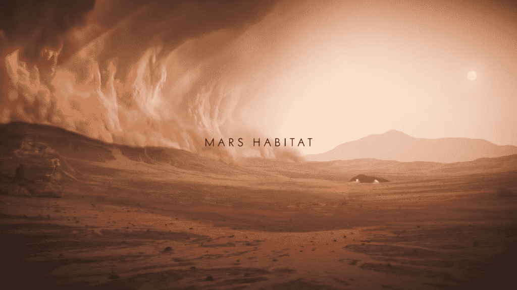 mars habitat space nasa pattayatoday
