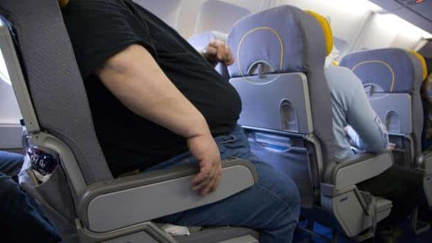 Should fat passengers pay more for airline seats? Fat passengers and airline seats? Airline seats have been one-size-fitsall since the beginning. Today,