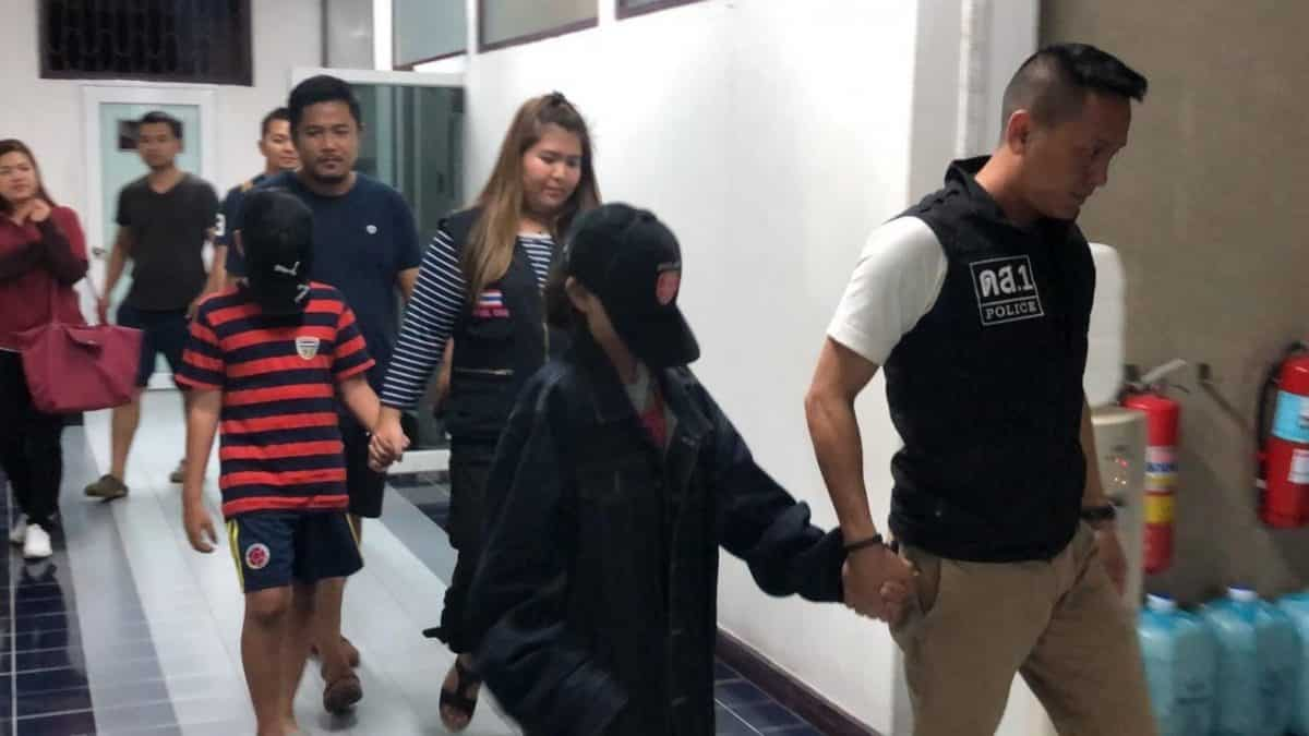 Siblings fleeing abusive mother taken under ministry care