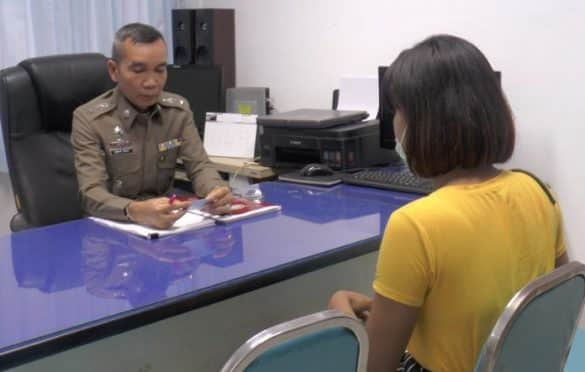 TRANSGENDER WOMAN FINED 2,000 FOR RACY SONGKRAN DRESS Police fined a transgender woman on Thursday for wearing a see-through dress and inviting
