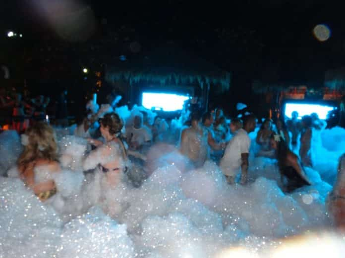 Thai Royal Police announce ban on all foam parties country wide for Songkran