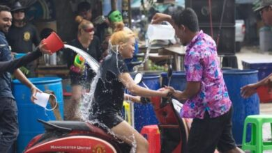 Thai police warn against social media posts with nudity, alcohol during Songkran Thai police warned against the posting of social media content