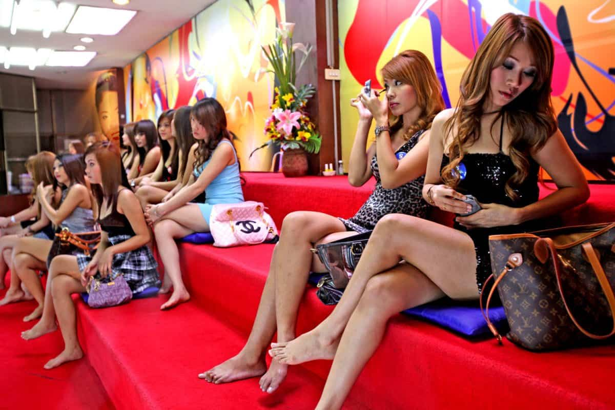 Ladyboy tells on Thailand's sex tourism industry. Ladyboy tells all Thailand's sex tourism industry. AN escort had spoken openly about the sex tourism in