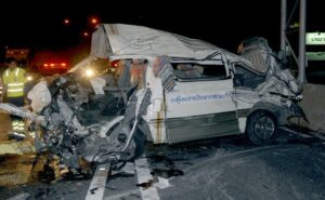 """Third day of Songkran, 174 dead and 1728 injured Third Day Road Toll for Songkran's """"7 Dangerous Days"""" – 1,665 Accidents, 174 Dead and 1,728 Injured"""