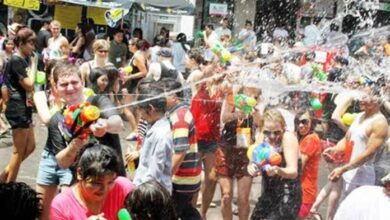 Three measures promoted for Thai traditional Songkran festival. The cabinet has announced three measures to promote a smooth passage of the upcoming