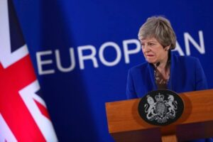 Trick or treat? EU, UK agree to delay Brexit until Halloween As if Brexit hadn't spooked Britain and the European Union enough over the past three years,