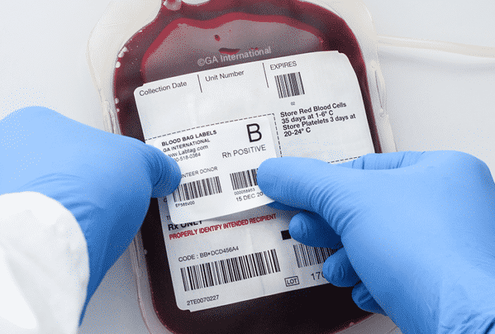 What's the Most Common Human Blood Type? Here's a breakdown of the most common and least common blood types by ethnicity, according to the American