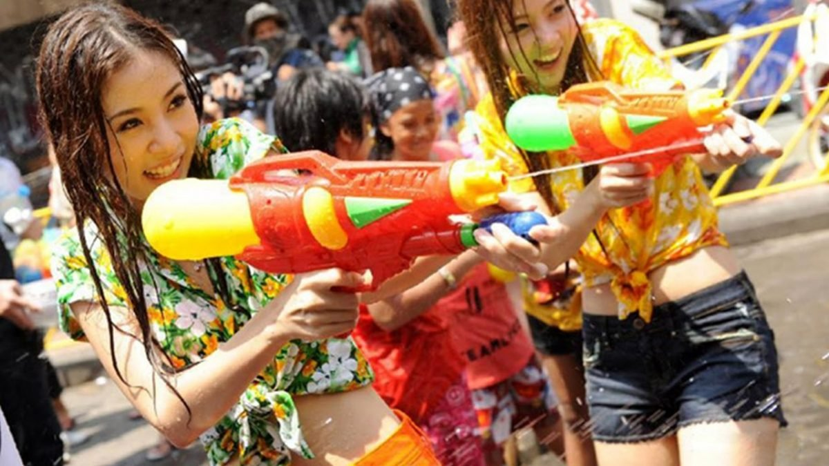 What is the Songkran Festival in Thailand?
