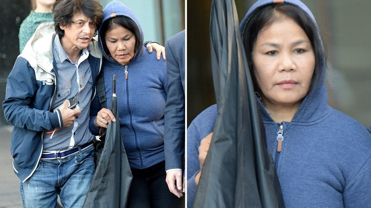 Woman accused of keeping two Thai women as sex slaves