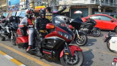 'BIG BIKES' MAY BE SLAPPED WITH 18% TAX, GOV'T SOURCE SAYS. A proposed tax hike on high-powered sports motorcycles due to their large carbon footprint