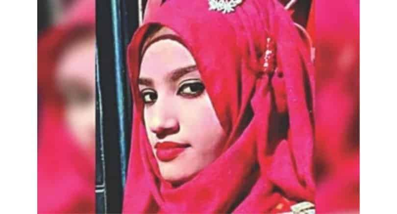 A well-planned, grisly murder. DHAKA, Bangladesh - On the orders of a head teacher, sixteen people, split into five groups, took part in the brutal