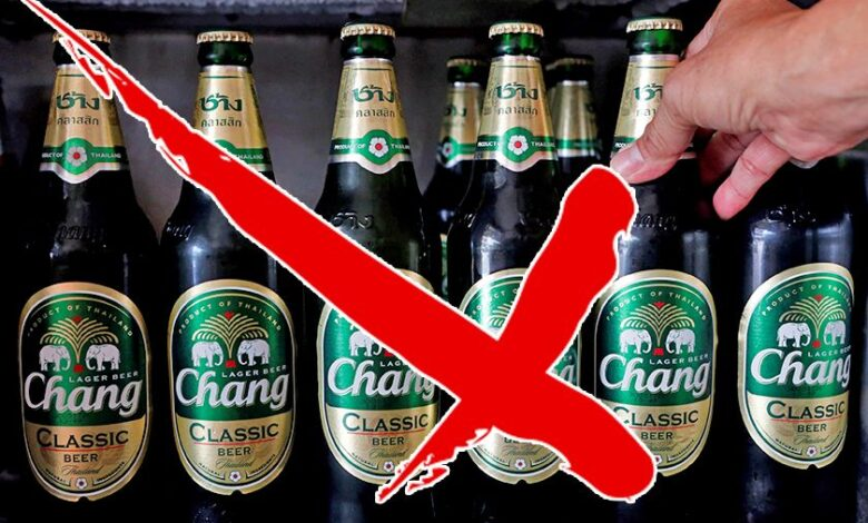 Alcohol ban coming up - stock up now. From midnight Friday 17th May to midnight Saturday 18th May, it has been announced there will be a ban on