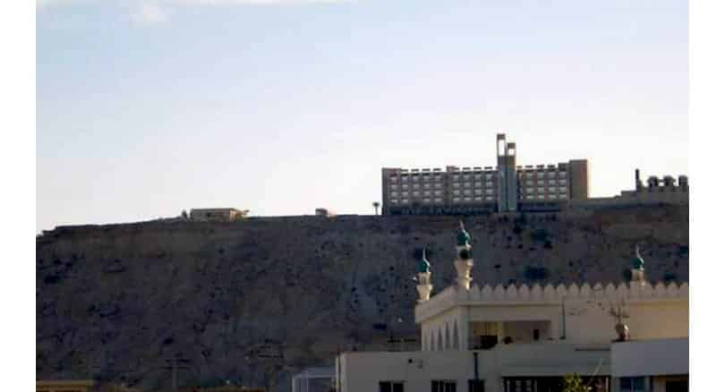 Armed militants storm five-star hotel in Pakistan. Firing is taking place at the Pearl Continental (PC) Hotel in Gwadar after three to four armed militants