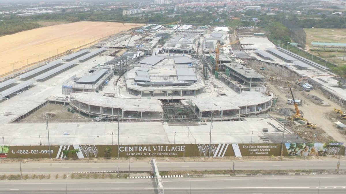 Central Pattana's 'Central Village' outlet to target 'young affluents'