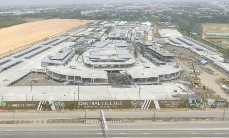 Central Pattana's 'Central Village' outlet to target 'young affluents'. With construction of its luxury Central Village now 70 per cent completed, Central