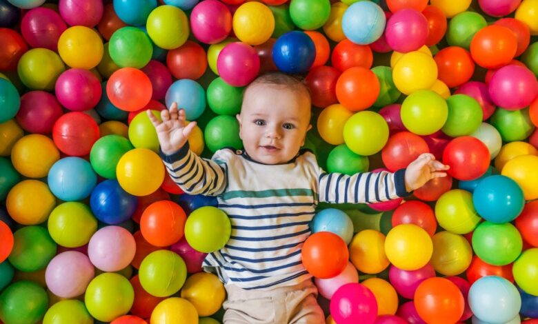 Children's ball pits 'so dirty a single ball can have thousands of germs. Children's ball pits 'so dirty a single ball can have thousands of germs' linked