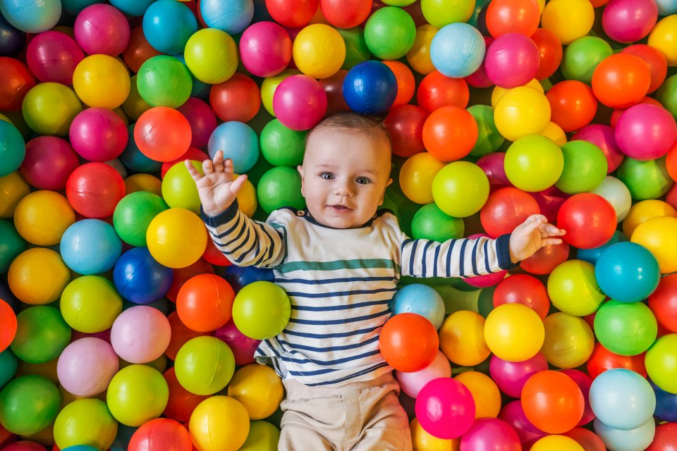 Children's ball pits 'so dirty a single ball can have thousands of germs