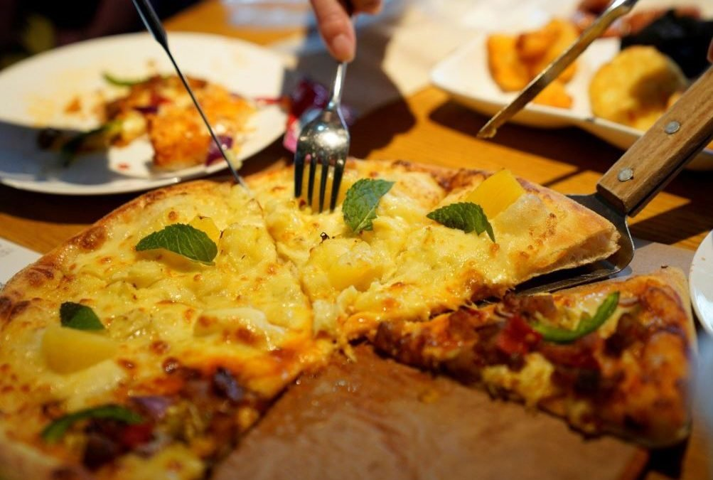 DURIAN PIZZA – And you thought things couldn't get