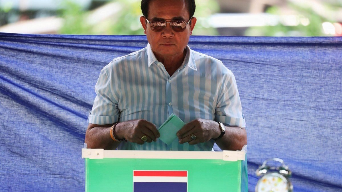 Deal being cut to appoint Junta chief Thailand's new Prime Minister