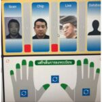 Facial recognition leads to fake-passport arrest. Immigration police on Friday detained a foreign man for allegedly using a false travel document to travel